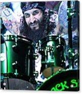 Black Sabbath - Tommy Clufetos Acrylic Print
