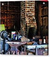 Blacksmith - All The Tools Acrylic Print