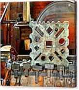 Blacksmith Blues Acrylic Print