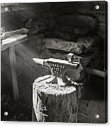 Blacksmith Shop Acrylic Print