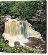 Blackwater River Falls West Virginia Acrylic Print