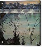 Herrick Lake Acrylic Print