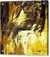 Blanchard Springs Caverns-arkansas Series 02 Acrylic Print