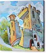 Blarney_castle_ii Acrylic Print