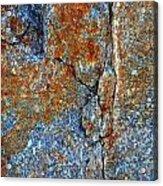 Bleeding Stone Acrylic Print