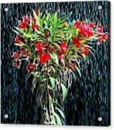 Blessed Rain Acrylic Print