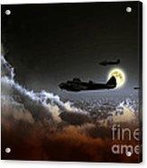 Blenheim Nightfighters Acrylic Print