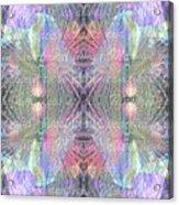 Blessed Mother Prayer 4 Alchemy Acrylic Print