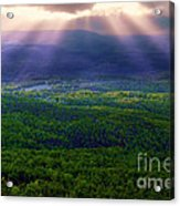 Blessings From Above Acrylic Print