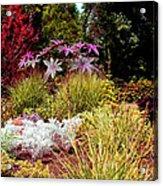 Blithewold Gardens Bristol Rhode Island Acrylic Print