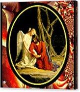 Bloch Vintage Jesus Acrylic Print