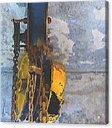 Block And Tackle Acrylic Print