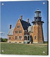 Block Island Southeast Lighthouse Acrylic Print