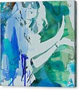 Blondie Acrylic Print