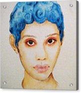 Bloo Acrylic Print
