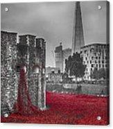 Blood Swept Lands 3 Acrylic Print