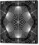 Blossom Cube Acrylic Print