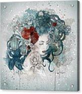 Blossom Lights Acrylic Print
