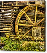 Blowing Cave Mill Est.1880 Acrylic Print