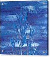 Blue 2 Acrylic Print