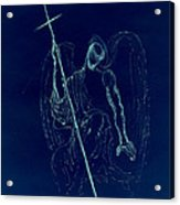 Blue Angel Series Acrylic Print