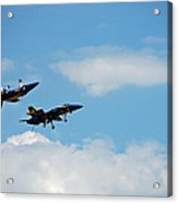 Blue Angels 1 Acrylic Print