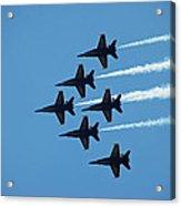 Blue Angels 4 Acrylic Print