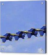 Blue Angels 7 Acrylic Print