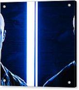 Blue Brothers Acrylic Print