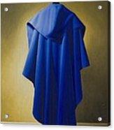 Blue Cape Acrylic Print
