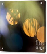 Blue Christmas 5768 Acrylic Print