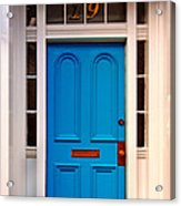 Blue Door 19 Acrylic Print