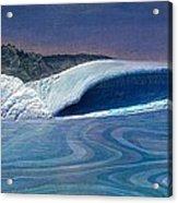 Blue Dream Acrylic Print