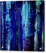 Blue Dreams Acrylic Print