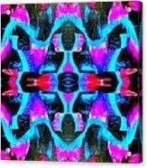 Blue Echo Acrylic Print