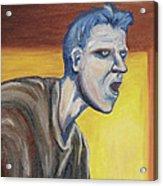 Blue - External Acrylic Print