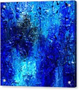 Blue Lagoon 13 Acrylic Print