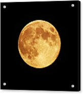 Blue Moon 4 Acrylic Print