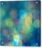 Blue Of The Night Acrylic Print