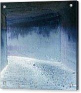 Blue Passage Acrylic Print