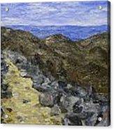 Blue Ridge 1 Acrylic Print