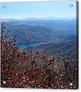 Blue Ridge Parkway IIi Acrylic Print