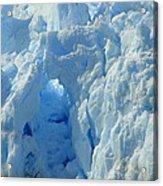 Blue Tunnel Acrylic Print
