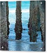 Blue View Acrylic Print
