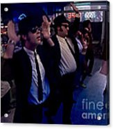 Blues Brothers  Acrylic Print