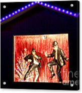 Blues Brothers Tribute Acrylic Print
