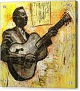 Blues Tonight Acrylic Print