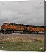 Bnsf Train 5833 A Acrylic Print