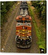 Bnsf Train 789 E  Acrylic Print