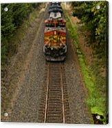 Bnsf Train 789 F Acrylic Print